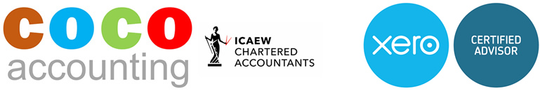 cocoaccounting, Chartered Accountants, High Wycombe Logo
